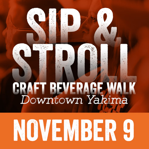 Craft Beverage Walk - Downrown Yakima