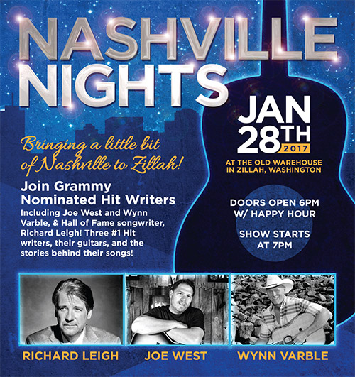 Nashville Nights at The Old Warehouse