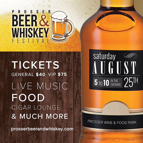 Prosser Beer and Whiskey Festival