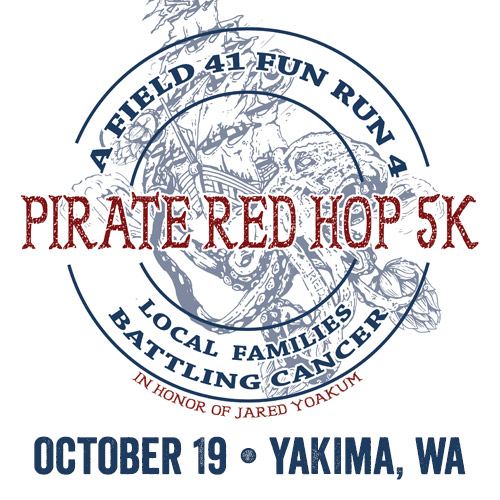 Pirate Red Hop 5k