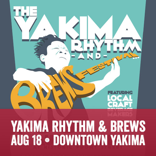 Yakima Rhythm and Brews Festival