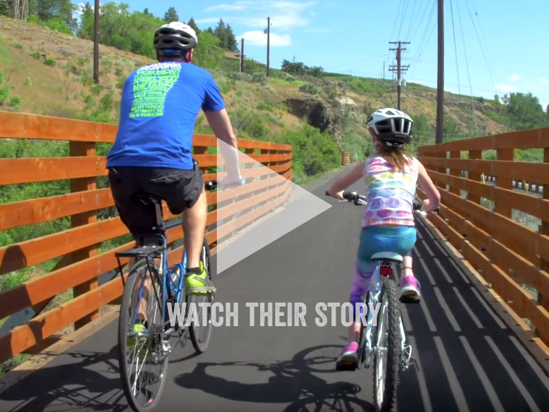 Yakima Valley Hand-crafted Stories - David and Chloe