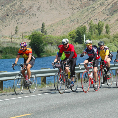 Road Bike the Yakima River Canyon