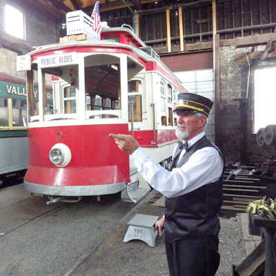 Yakima Electric Railway Museum
