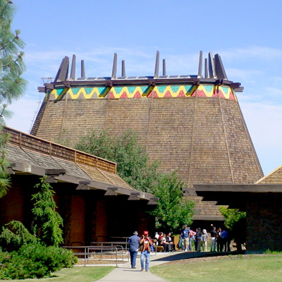 Yakama Nation Cultural Museum