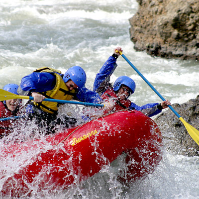 Tieton White Water River Rafting